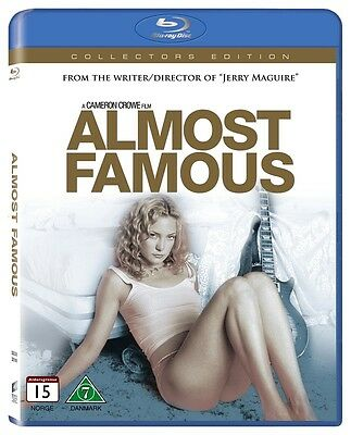Almost Famous Blu Ray Region (Famous Ray)