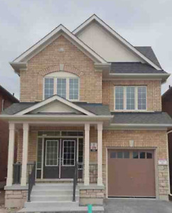 Gorgeous 4-Bd 3-Bath Detached Brand New - North Oshawa