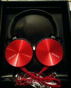 Sony MDR 450AP headphones