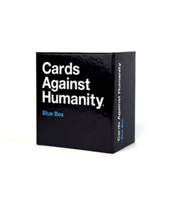 Cards Against Humanity- Blue Box expansion pack