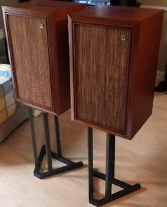 Haut parleur vintage Coral BX 300