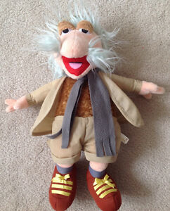 FRAGGLE ROCK 'Uncle Matt' Plush - Brand New Condition!