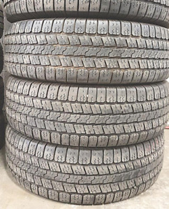 Used Tires. P265/70R17 INCH $450/4 TIRES (((70-75%TREAD))) Check