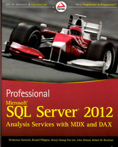 Book - SQL Server 2012 Analysis Services with MDX and DAX