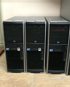 ##workstation Tower Hp xw4600 Core 2 Quad Q9550 12Mo cache x160$