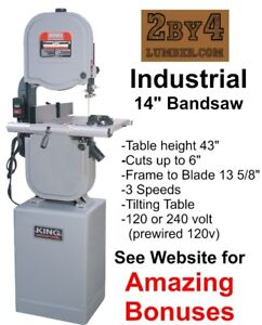 Industrial Woodworking Bandsaw Sale s