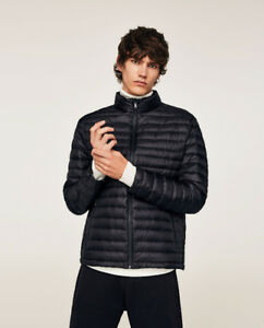 Zara Men's Bubble Down Jacket (New w/tags) - XL
