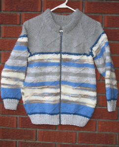 Zippered sweater, size 10- Brand new , boys or girls *on sale*
