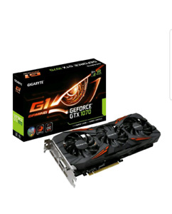 gabyte GeForce GTX 1070 GAMING-8GD