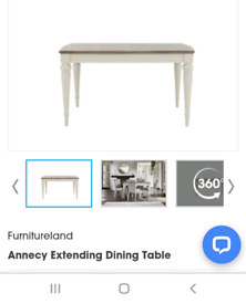 Annecy Dinning Table