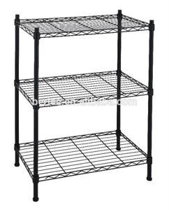 Wire-shelving-3-tier-shelf-no-tools