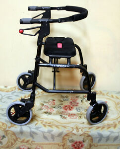 Perfect & Excellent Dana Douglas Nexus 3 Rollator SEE VIDEO