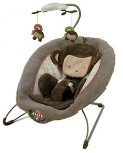Fisher-Price My Little Snugamonkey Deluxe Bouncer