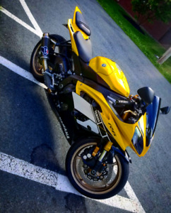 Lease takeover 2016 yamaha yzf r6