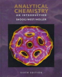 Analytical Chemistry An Introduction - Skoog, West, Holler