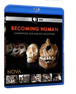 Becoming Human Unearthing Our Earliest Ancestors [Blu-ray]