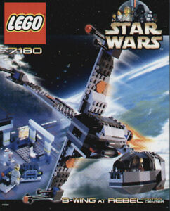 Lego Star Wars B-Wing at Rebel Control Centre