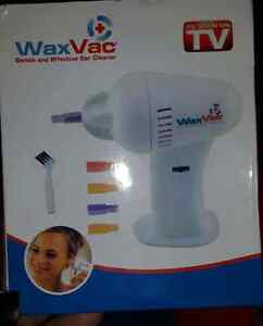 WAX VAC... as seen on TV... $30
