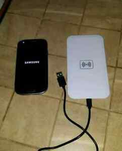 Samsung Galaxy S3 with Wireless charger