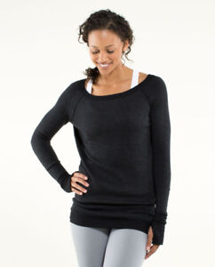 Lululemon Chai Time II Sweater - Size 6