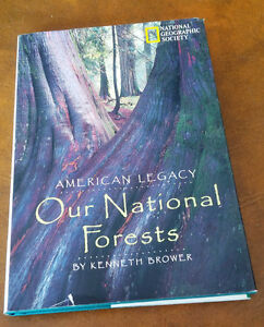 American Legacy, Our National Forests, National Geographic Socie