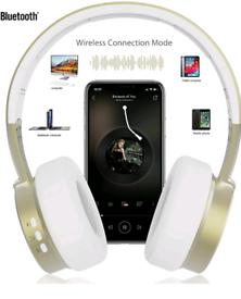 Foldable Wireless Headphone, Riwob
