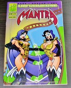 Mantra #5 (Nov 1993, Malibu)