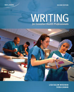 Writing for Canadian Healthcare Professionals