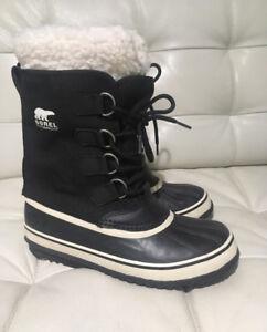 Sorel Winter Carnival Pac Boots Waterproof - Size 8