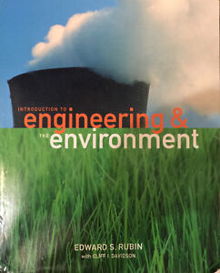 Introduction to engineering & the environment