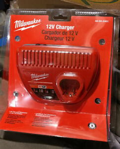 Brand New Sealed Milwaukee M12 Charger