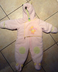 Two Girl Snowsuits - size 12M