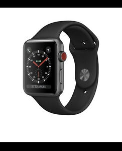 Looking/chercher Apple watch serie 3