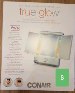 Conair True Glow Mirror (new)