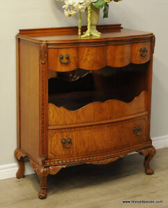 Antique Chippendale Buffet - Side Server