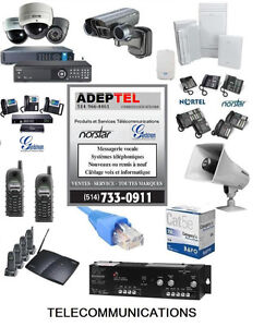 VOIP Pbx solutions & IP Camera-Nortel Norstar telephone systems