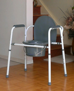 Commode by MedPro. Never used.