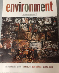 Environment: The Science Behind the Scenes, Second Edition