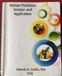 Kine 4020 Human Nutrition