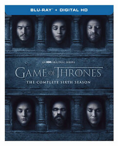 Game of Thrones Saison 6 Blu-ray