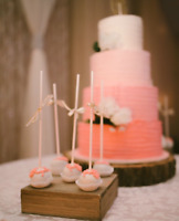 CAKES AND DESSERT TABLE