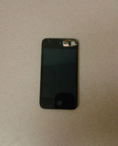 iPod Touch 4th Gen w/Case