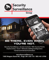 Surveillance Systems by Security Surveillance Group