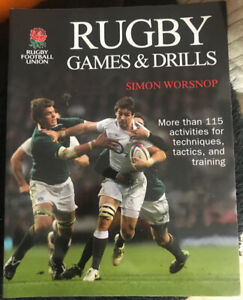 Rugby. Lot of 4. Mint condition $100.00 value!