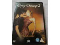 Dirty Dancing 2 DVD watched once