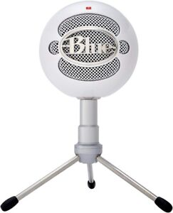 Blue Microphones Snowball iCE Condenser Microphone Cardiod Mic