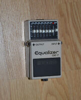 pedal boss equalizer GE-7