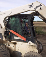 The Man with the Bobcat