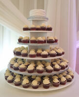 Cupcake stand Rentals - 4 different stands to choose from...