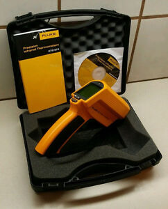 FLUKE 572 Handheld Non-Contact Precision Infrared IR Thermometer